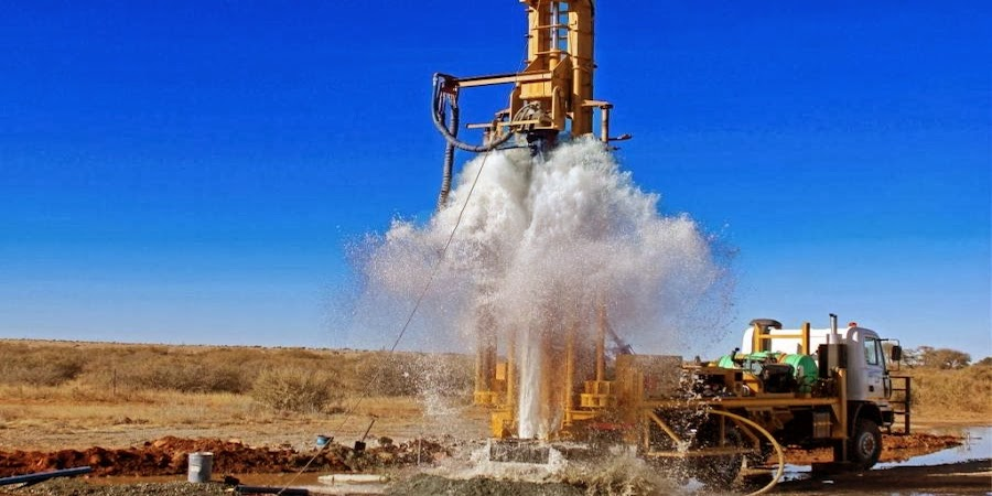 Vulcan de-scaler for borehole and well water
