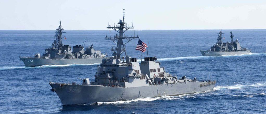 Vulcan de-scaler for Naval ships